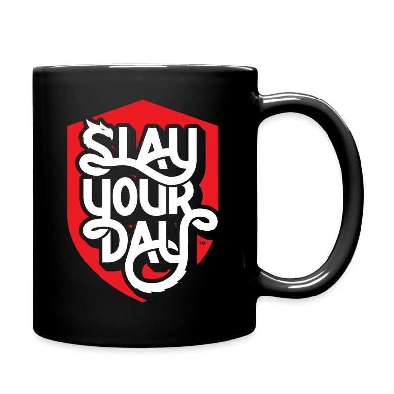 Slay Your Day Coffee Mug - Full Color Mug