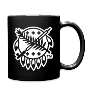 Mugs & Drinkware ~ Full Color Mug ~ Oklahoma Osage Shield Coffee Mug!