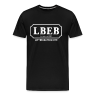 T-Shirts ~ Men's Premium T-Shirt ~ LBEB simple tee