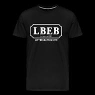 T-Shirts ~ Men's Premium T-Shirt ~ LBEB simple tee