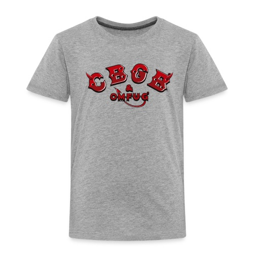 Lil Evil Ways (2-4Yrs) - Toddler Premium T-Shirt