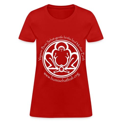 Bumi-Sehat-Logo- New Women's T-Shirts - Women's T-Shirt