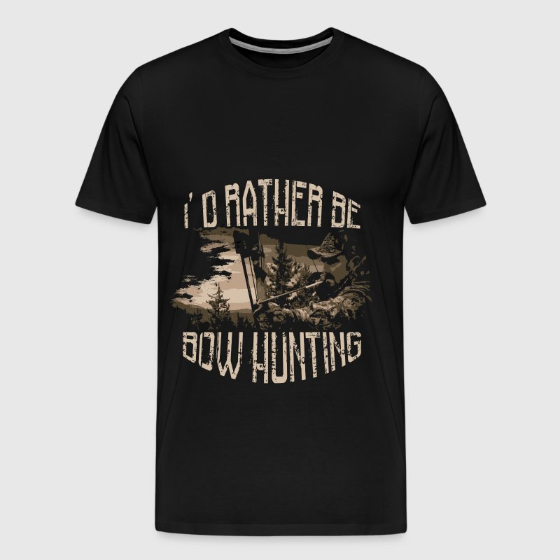 Bow Hunting Shirt Designs For Men