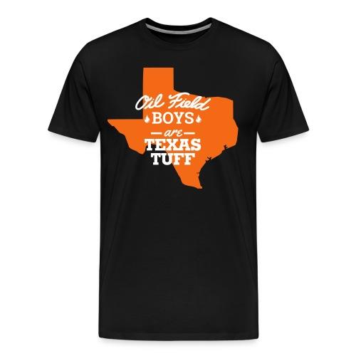 Texas Tuff - Men's Premium T-Shirt