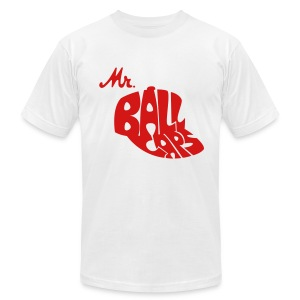 Mr. Ball Caps - Men's T-Shirt by American Apparel