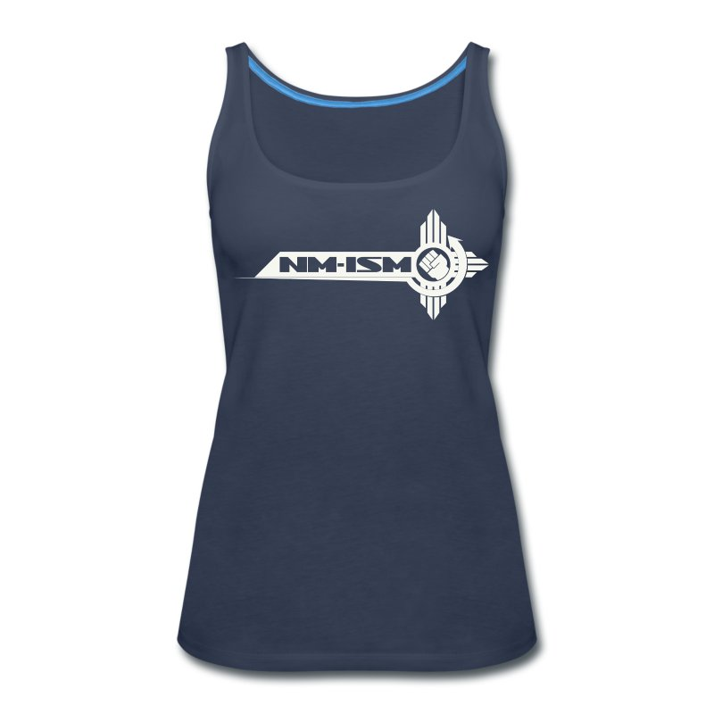 New NM-ISM Logo Tank - Women - Women's Premium Tank Top