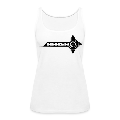 New NM-ISM Black Logo Tank - Women - Women's Premium Tank Top
