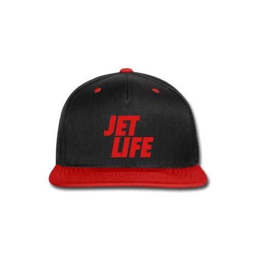 Jet Life - Snap-back Baseball Cap