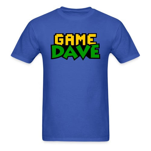 Game Dave - Men's T-Shirt