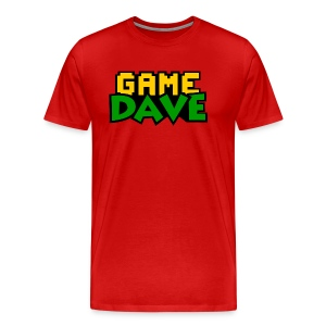 Game Dave Premium - Men's Premium T-Shirt
