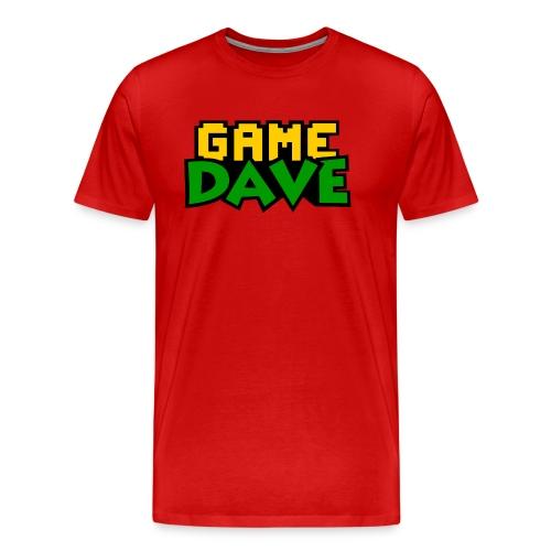 Game Dave Premium - Men's Premium T-Shirt