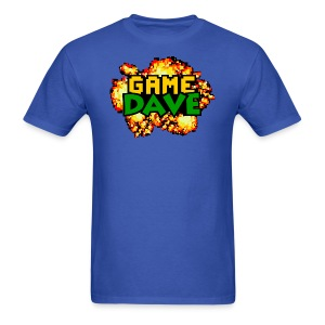 Game Dave 8-Bit Explosion - Men's T-Shirt