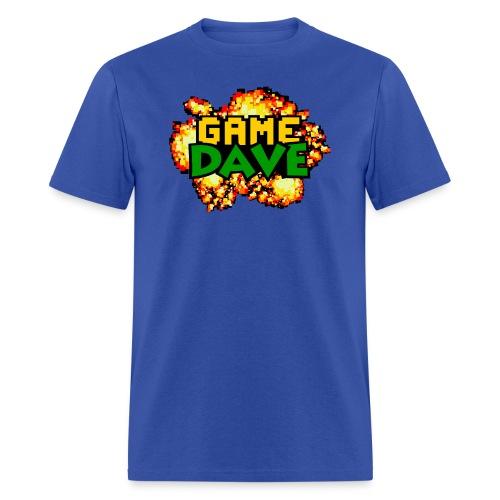 Game Dave 8-Bit Explosion - Men's T-Shirt