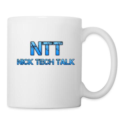 NTT Logo Mug - Coffee/Tea Mug