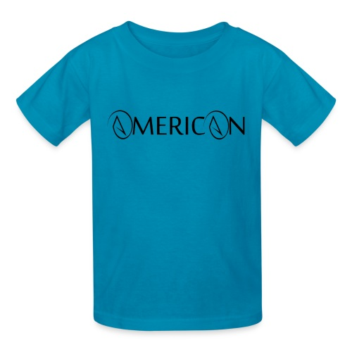 Atheist American Kids' T-Shirt - Kids' T-Shirt