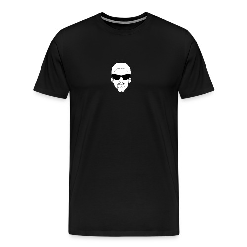 EXOVCDS small on Front large on Back - Men's Premium T-Shirt