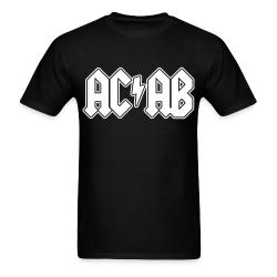 ACAB ACDC Anti-police - ACAB - All cops are bastards - Repression - Police brutality - Fuck cops - Copwatch