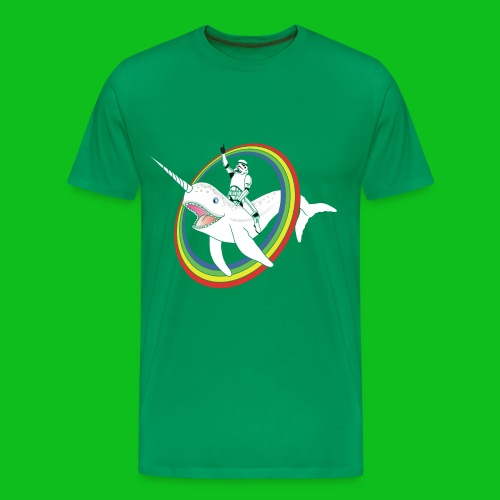 Unicorn T-shirt - Men's Premium T-Shirt