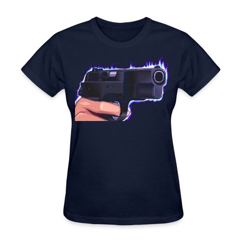 In the air - Women's T-Shirt