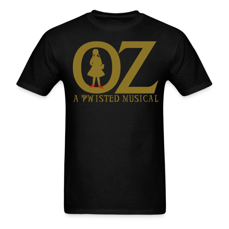OZ A Twisted Musical - Men's T-Shirt