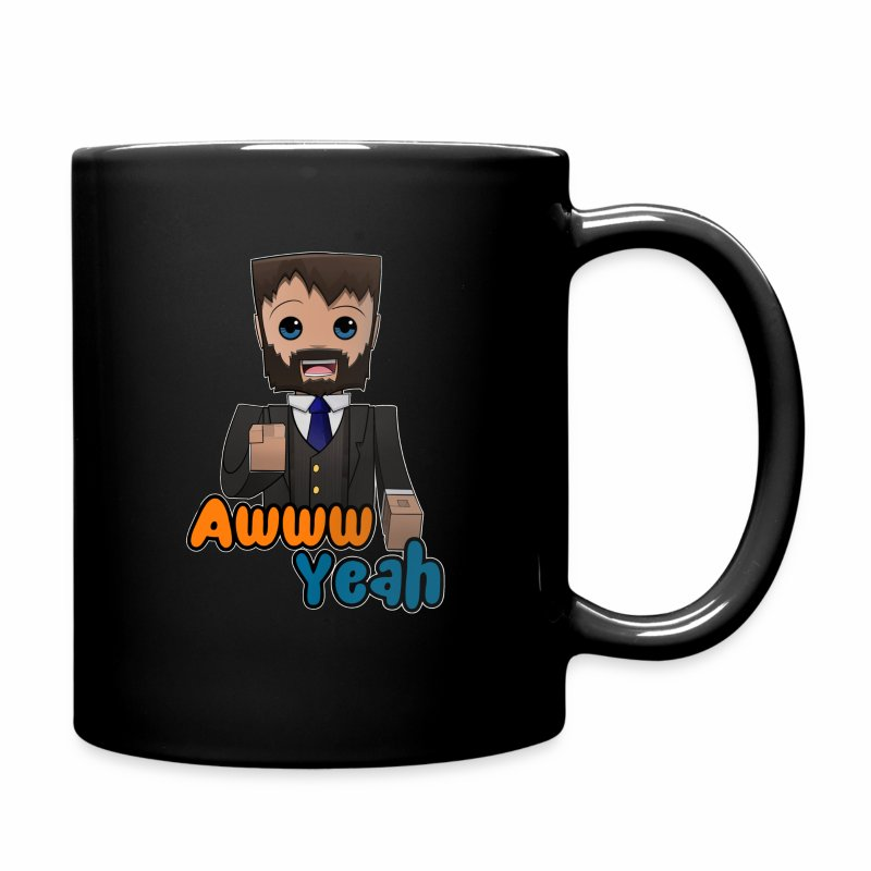 Awww Coffee! - Full Color Mug