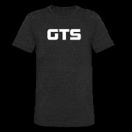 T-Shirts ~ Unisex Tri-Blend T-Shirt ~ GTS Men's AA Tri Blend - Dark