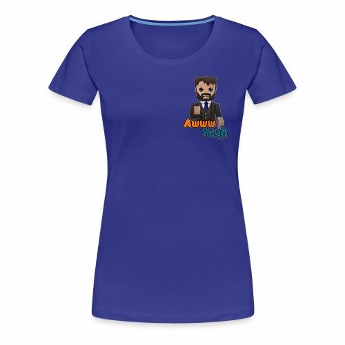 Awww Yeah (Women's) - Women's Premium T-Shirt