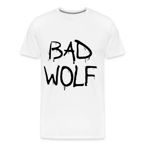 Bad Wolf Tee Shirt - Men's Premium T-Shirt