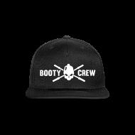 Caps ~ Snap-back Baseball Cap ~ Booty Crew hat