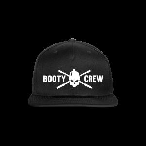 Booty Crew hat - Snap-back Baseball Cap