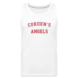 Cordens Angels 11 Mens Tank - Men's Premium Tank