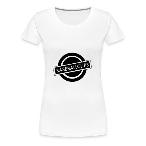 Classic Logo Shirt (Women) - Women's Premium T-Shirt