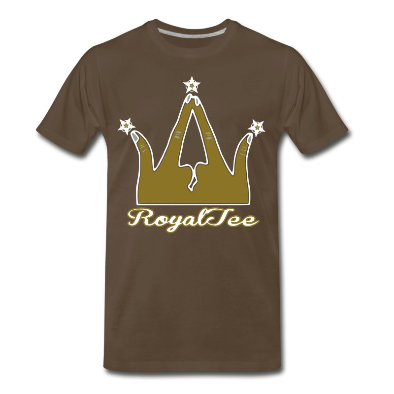Crown Up West RoyalTee 3 color T-Shirt | Spreadshirt: https://www.spreadshirt.com/2-fist-west-royaltee-A102341599