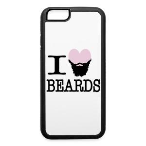 Beard lovers - iPhone 6/6s Rubber Case