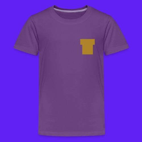 Purple Guy Women - Kids' Premium T-Shirt