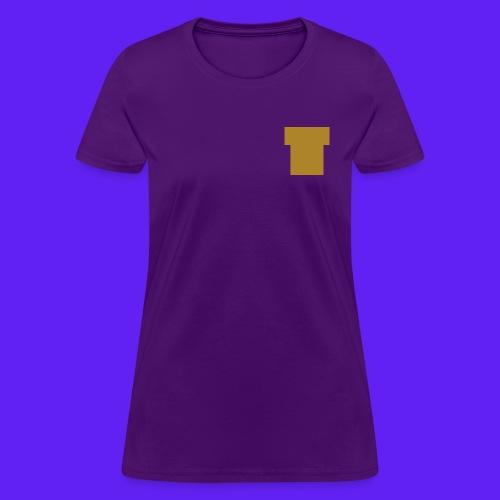 Purple Guy - Women's T-Shirt