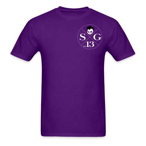 SG 13 White - Men's T-Shirt