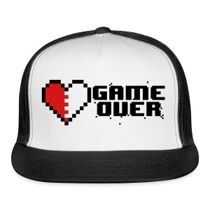 Game Over (BrokenHeart) - Trucker Cap