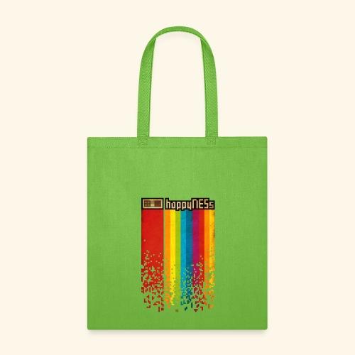 happyNESs [Pixelart] - Tote Bag