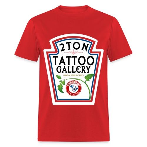 2Ton Ketchup Shirt - Men's T-Shirt