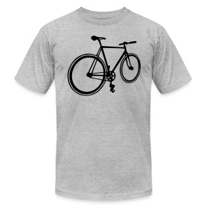 fixie T-Shirts - Men's Fine Jersey T-Shirt