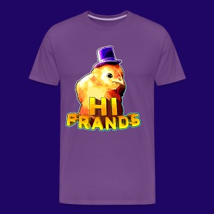 MFPallytime Hi Frands - Men's Premium T-Shirt
