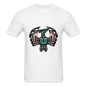 Northwest Pacific coast Haida art Thunderbird - Men's T-Shirt