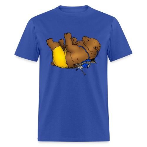 Ukulele-Bassoonie - Men's T-Shirt