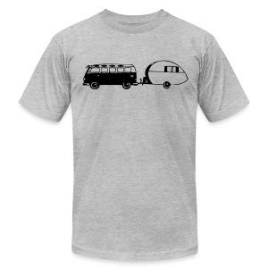 mobile home T-Shirts - Men's Fine Jersey T-Shirt