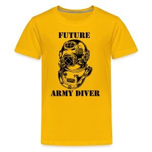 Future Army Diver