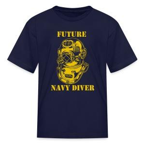Future Navy Diver