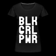 Women's T-Shirts ~ Women's Premium T-Shirt ~ Power