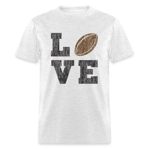 Football Love - Men's T-Shirt