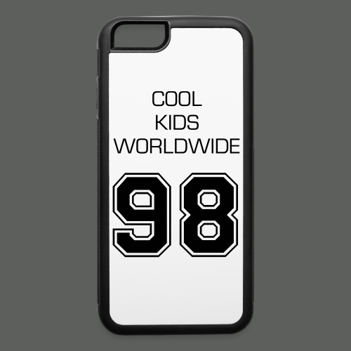 CKW iPhone 6 Case (Rubber) - iPhone 6/6s Rubber Case